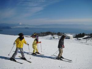 琵琶湖ゲレンデ